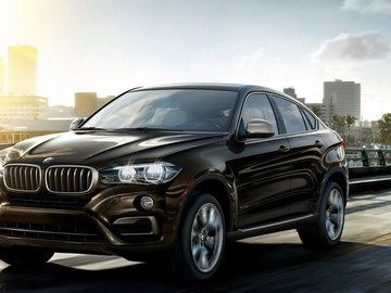 2018 BMW X6: Power and Handling With SUV manners in Ottawa, Ontario