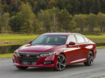 Recent 2018 Honda Accord Reviews