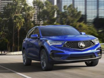 2019 Acura RDX: Uncompromising performance