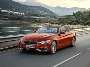 2019 BMW 4 Series Cabriolet: the driver-oriented, sporty cabriolet