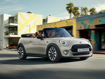 2018 MINI Cooper Convertible: Get the Most out of Summer