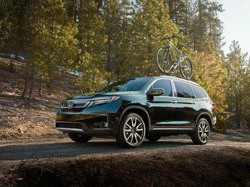 Get to know Honda's SUVs better