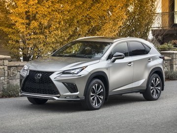 The new 2019 Lexus NX has arrived