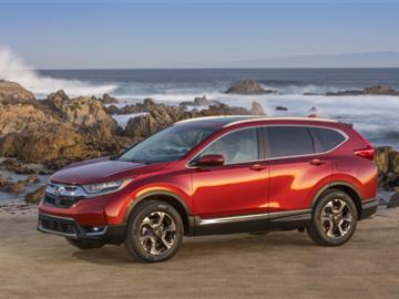 A few 2018 Honda CR-V Reviews