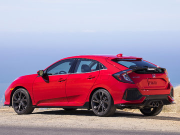 Three things you may not know about the Honda Civic Hatchback