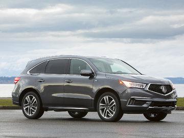 2019 Acura MDX: Notable improvements