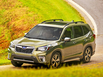 Three things to know about the new 2019 Subaru Forester