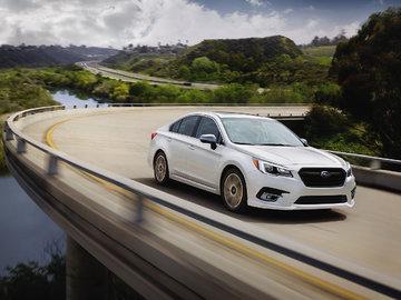 2019 Subaru Legacy: Versatility and capability