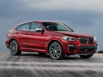 2019 BMW X4: the uncompromising SUV