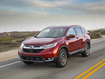A look at some of the 2019 Honda CR-V versions