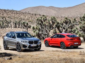 Découvrez les nouveaux BMW X3 M et BMW X4 M 2020