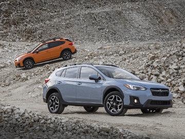 Subaru Crosstrek 2019: différent dans le bon sens