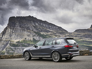 2019 BMW X7: A World Of Possibilities