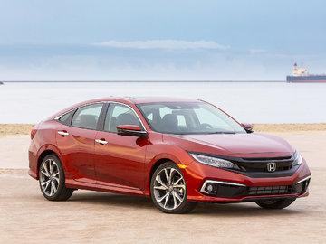 A look at the 2019 Honda Civic versions