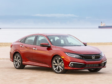The new 2019 Honda Civic and all its versions