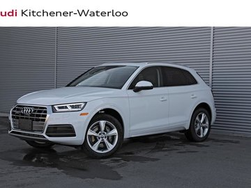 2018 Audi Q5 2.0T Progressiv quattro 7sp S Tronic