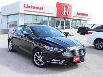 2017 Ford Fusion SE-OWNER- NAVIGATION, ACCIDENT FREE