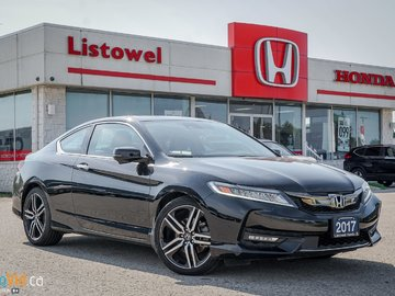 2017 Honda Accord Coupe Touring- EXCELLENT CONDITION