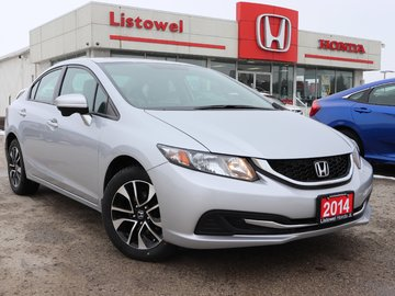 2014 Honda Civic Sedan EX-ONE OWNER-ACCIDENT FREE