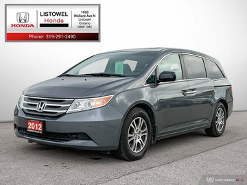 2012 Honda Odyssey EX-L- MANY OPTIONS, GREAT CONDITION