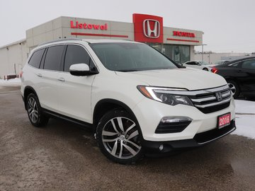 2016 Honda Pilot Touring- ONE OWNER-ACCIDENT FREE