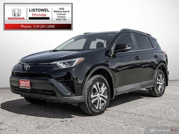 2017 Toyota RAV4 LE- GREAT VALUE, EXCELLENT CONDITION