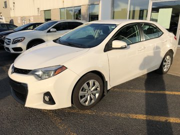 Toyota Corolla S *BLUETOOTH, AIR CLIMATISE, CRUISE CONTROL* 2014