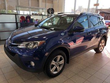 Toyota RAV4 XLE 4X4 BLUETOOTH TOIT OUVRANT 2015