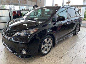 2014 Toyota Sienna SE BLUETOOTH CAMERA DE RECUL 8 PASSAGERS