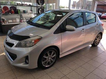 Toyota Yaris SE *BLUETOOTH, AIR CLIMATISE, CRUISE CONTROL* 2013