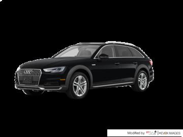 2018 Audi A4 allroad 2.0T Progressiv quattro 7sp S tronic