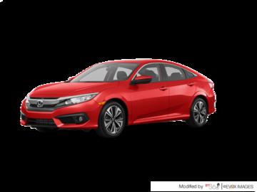 2018 Honda Civic CIVIC 4DR EXT CVT