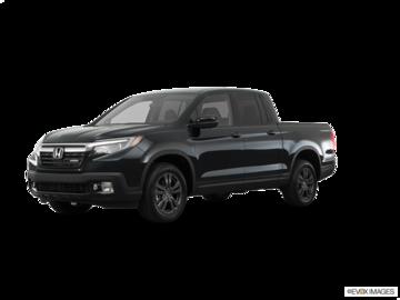 2019 Honda Ridgeline RIDGELINE BLACK EDIT
