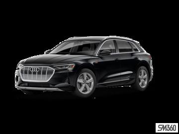 2019 Audi E-TRON Progressiv quattro
