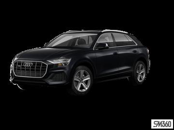 2019 Audi Q8 3.0T Progressiv quattro 8sp Tiptronic