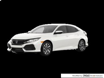 2019 Honda Civic CIVIC 5DR LX CVT