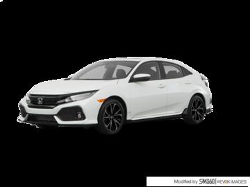 2019 Honda Civic CIVIC 5DR SPORT MT