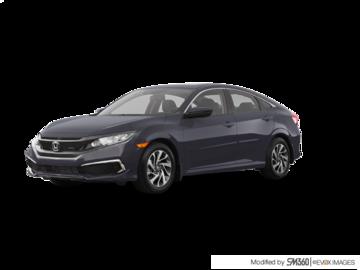 2019 Honda Civic CIVIC 4DR EX CVT