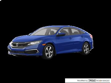 2019 Honda Civic CIVIC 4DR LX CVT