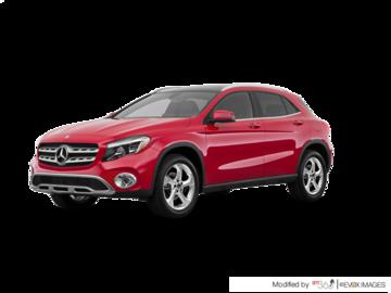 Mercedes-Benz GLA 250 4MATIC 2019