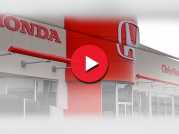 Civic Motors Honda - october
