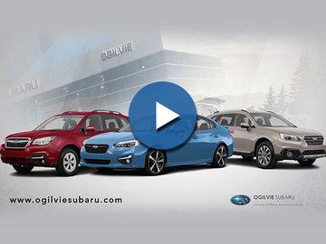 Ogilvie Subaru - Août