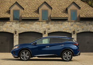 2019 Nissan Murano: Where refinement and luxury meet in a utility vehicle