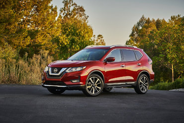 All you need to know about the 2020 Nissan Rogue Special Edition