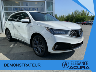 Acura MDX A-SPEC, GPS, TOIT 2019