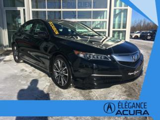 Acura TLX V6 Tech, GPS, CUIR, SH-AWD 2015