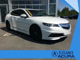 Acura TLX Elite, SH-AWD, A-SPEC, GPS 2017