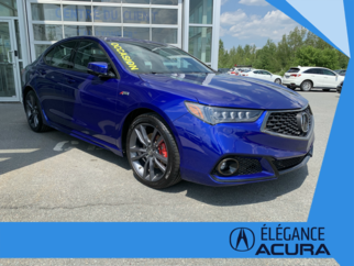 Acura TLX Tech A-Spec, GPS, TOIT, SH-AWD 2018