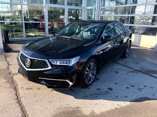 Acura TLX SH-AWD TECH DEMO 2019