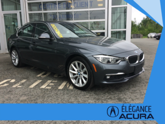 BMW 3-Series 328i XDRIVE, GPS, TOIT 2016